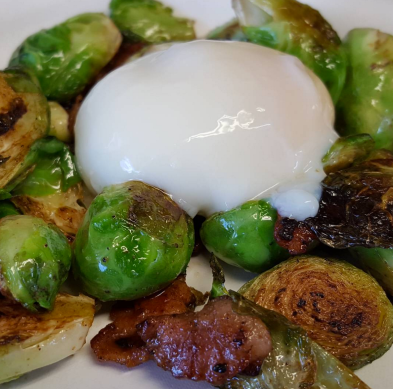 Bangin Brussels Sprouts